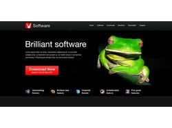 Верстка сайта по готовому дизайну
