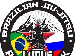 Логотип для клуба бразильского джиу-джитсу.