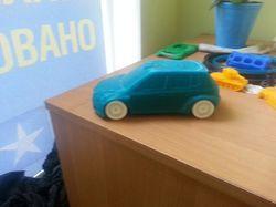 Моделирование авто для печати на 3д принтере