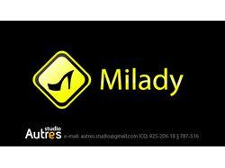 Milady: logo