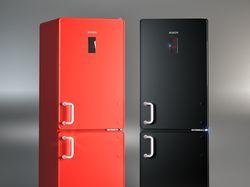 3D холодильник