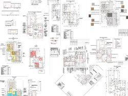 Дизайн-проект двухэтажного дома 200 м2