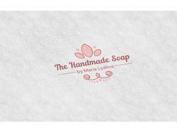 Логотип The Handmade Soap by Maria Lyalina