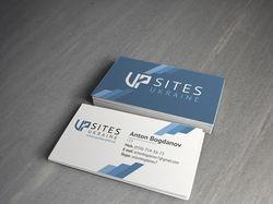 Визитки UpSites
