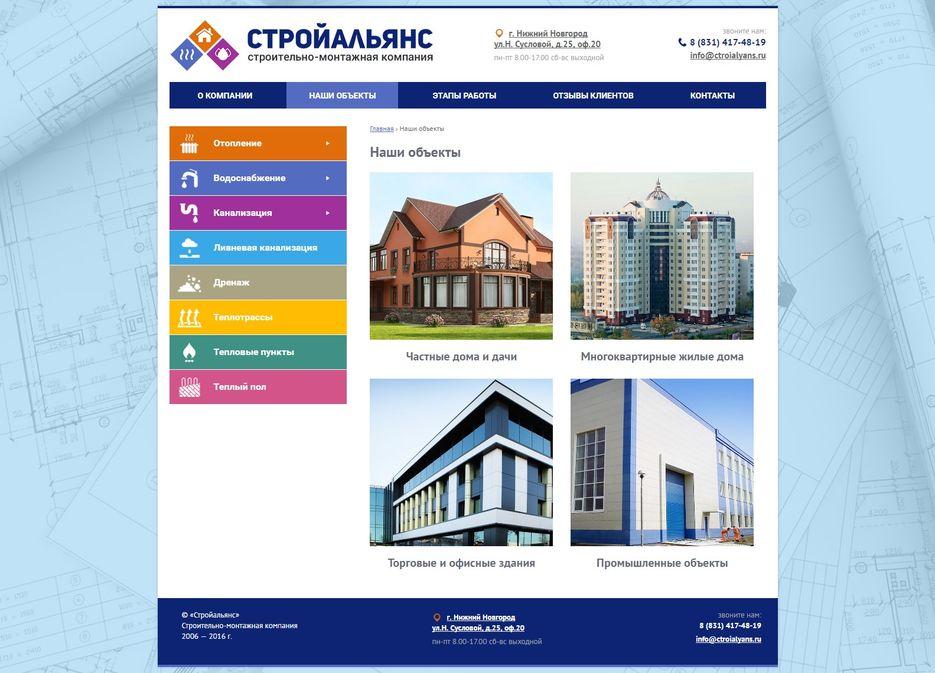 Строительные компании Москвы  Строительные организации