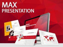 Max презентация