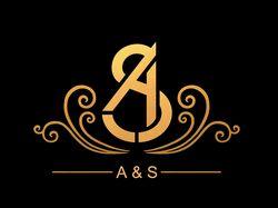 A & S Logo
