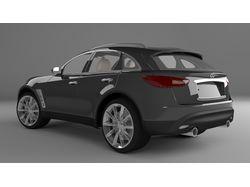 Моделирование геометрии автомобиля