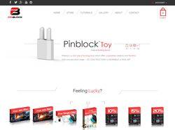 Интернет магазин конструктора игрушек. OpenCart