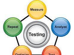 Тестирование проектов работая в офисе
