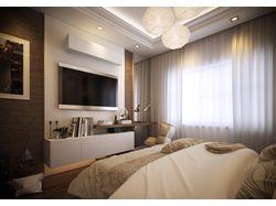 Спящая спальня)
