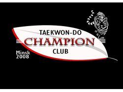Лого клуба Тейквондо