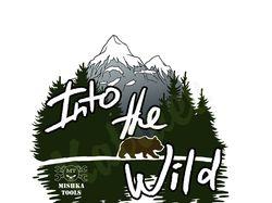 """Логотип """"Into the wild"""""""