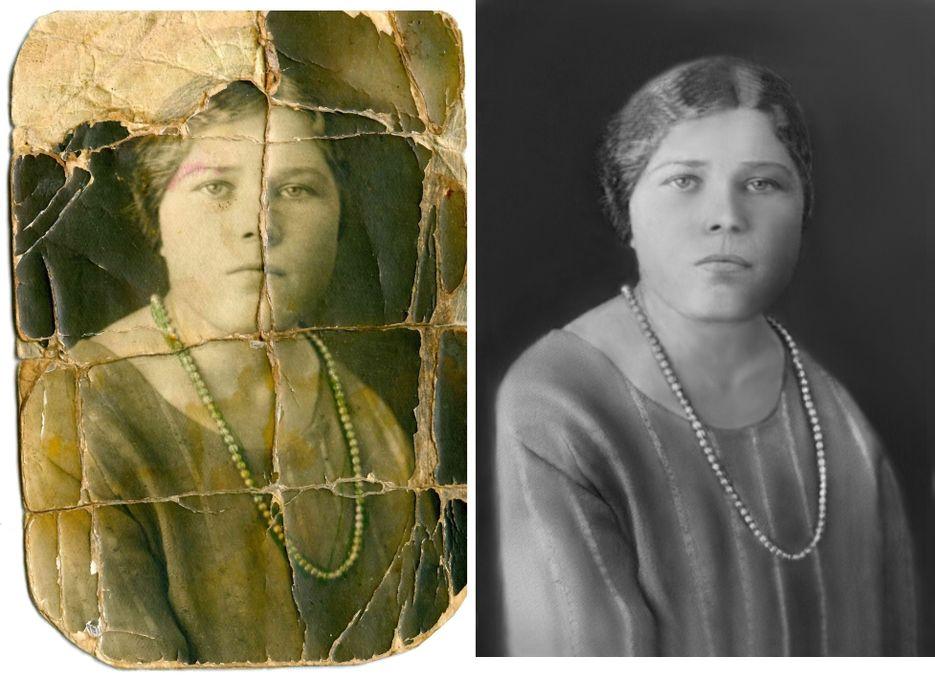 последнее время реставрация ретушь старых фото бронхиальное дыхание выслушивается