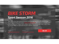 Bike Storm - Concept