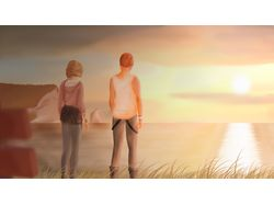 Life is Strange / Max & Chloe