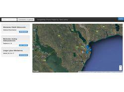 Телефонный справочник с GoogleMap на ASP.NET