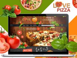 Pizza On-line Store