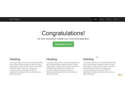 Готовим сайт под ключ на Yii framework Advan. Basi