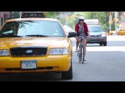 Нью-йорк такси!