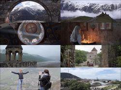 Фрагмент проекта о Грузии