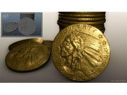 Моделирование монеты
