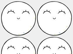 "Наклейки ""MOON-BOY SMILE"""