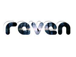 """Надпись """"Raven"""""""