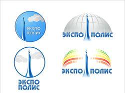 """Логотип """"Экспо-полис"""""""