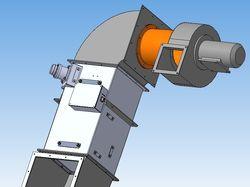 Система вентиляции и отвода горячего воздуха