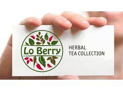 Эмблема для чайного ассорти