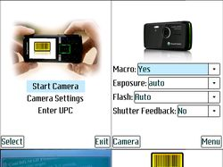 J2ME Barcode scanner