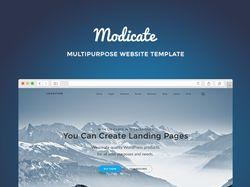 Modicate - HTML Multipurse