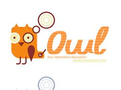 Owl logotype