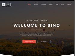 Пример адаптивной верстки Landing Page