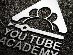 Логотип YOUTUBE ACADEMY