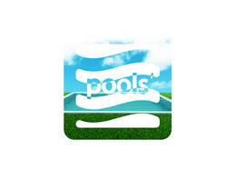 «Pools» / Логотип и фирменный стиль
