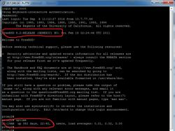 Проект – прокси сервер в DMZ зону на FreeBSD