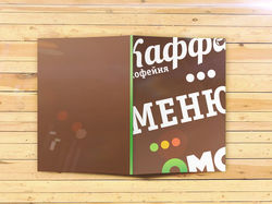 «OMC» / Дизайн папки меню