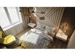 Дизайн 2-х комнатной квартиры в Казани