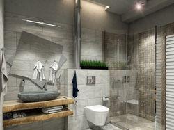 Дизайн мансардной квартиры в центре Казани
