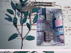#urban ILLUSTRATION