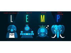 install LEMP on Centos 7.2