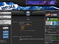 Сайт для Клана