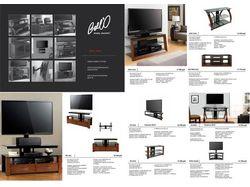 Дизайн и верстка каталога мебели