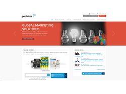 World leading international marketing company