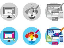 Элементы дизайна для проекта CDEVS