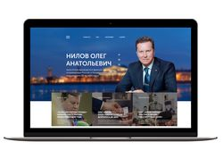 Сайт депутата Олега Нилова