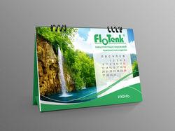 Календарь Flotenk