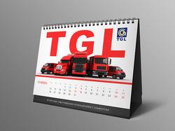 Календарь TGL